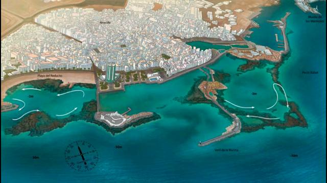 Lee más sobre el artículo La Marina de Arrecife