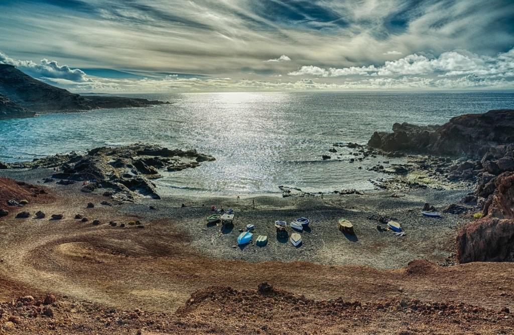 ¿Por qué bucear en Lanzarote?