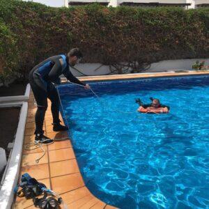 PADI Rescue Diver en Lanzarote