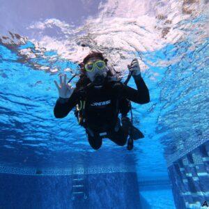 PADI Open Water Diver en Lanzarote